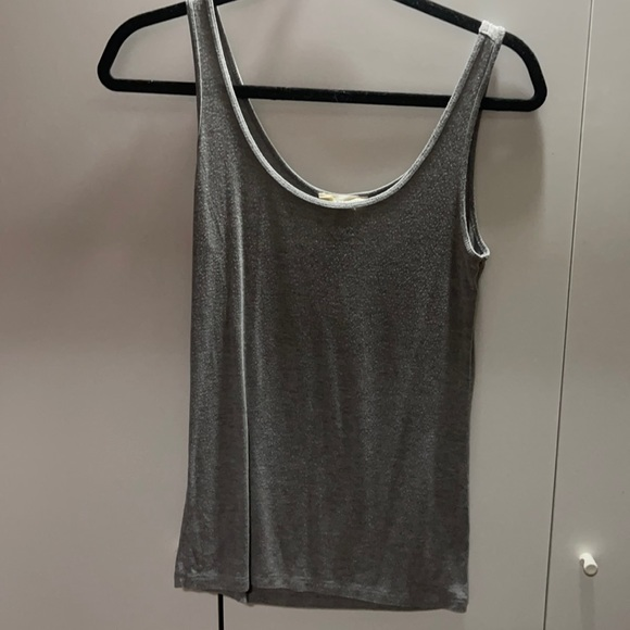 Forever 21 Grey Tank Top